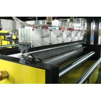 Quality HDPE LDPE LLDPE 5 Layers Bubble Wrap Making Machine 38CRMOLA Screw Material , Polyethylene Bubble Film for sale