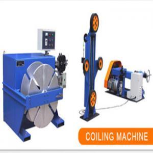 China Energy Saving Precision Layer Winding Machine Iron Aluminum Adjustable Speed wholesale
