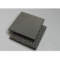 China Porous sintered SS stainless steel 316l Sintered Metal Mesh wholesale