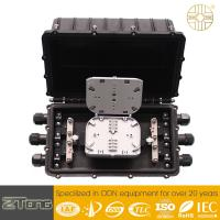 China 6 Inlet / Outlet Ports Fiber Optic Joint Enclosure Waterproof GJS-4007 wholesale