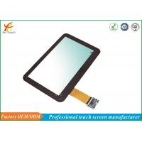 China Single Line Capacitive Touch Panel , POS 11.6 Inch Touch Screen 10 Point wholesale