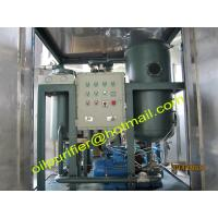 China Explosion-proof steam turbine oil regeneration machine, Emulsified Oil Decolorization Plan wholesale
