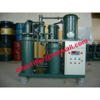 China Hydraulic Oil Cleaning System, Vacuum Dehydration Purifier, Hydraulic Oil Purification wholesale