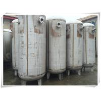 China 800 Gallon Carbon Steel Replacement Air Compressor Tank High Pressure Filter Separator wholesale