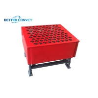 Buy cheap Steerable Parcel Conveying Ball Roller Wheel Sorter Machine from wholesalers