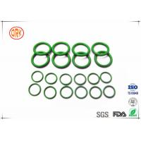 Buy cheap Green Buna-n O Ring High Pressure Rubber Seal Oil Resistance For Machinary product