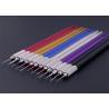 China Multiple Colour Semi Permanent Eyebrow Tattoo Pen Round Lock Needle wholesale