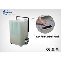China Dry Air Whole House Dehumidifier Condensate Pump Built In With Clear LCD Display wholesale
