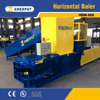 China Hydraulic Horizontal Waste Paper Baler on sale
