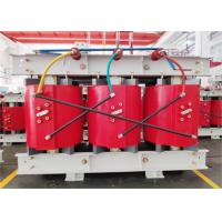China Compact Size Dry Type Transformer Safety For People / Property Three Phases on sale