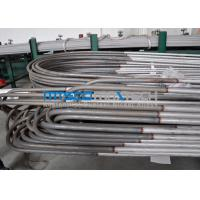 China 14 BWG Boiler Tube Stainless Steel Heat Exchangers For Water Heater Industry wholesale