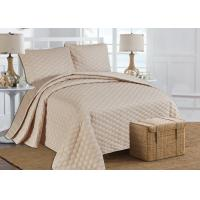 Buy cheap Fashion Patchwork Quilt Flower Bed Spread Sets With Drop Skirt , Comforter 220 from wholesalers