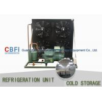 China R134a Refrigerant Air & Water Cooling Unit / Cold Storage Room Energy Saving wholesale