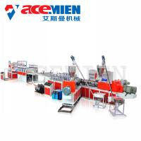 China PVC Foam Manufacturing Machine / Foam Extruder Machine Easy To Operation wholesale