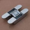China zinc 3D adjustable concealed hinge for wooden frames, steel frames, aluminum frames wholesale