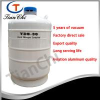 China 30L Cryogenic storage tank Factory direct sale 50 mm caliber cryogenic storage tank on sale
