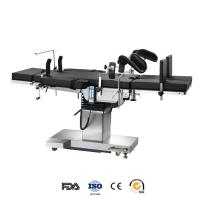 China Multi-functional 304 Stainless Steel X Raying C arm electric operating table wholesale