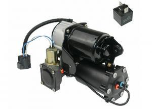 China LR025111 Hitachi System Air Suspension Pump For LAND ROVER Range Rover Vogue L322 06-13 wholesale