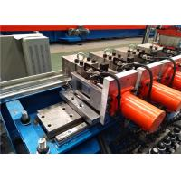 China High Speed Metal Beam Roll Forming Machines , Purlin Roll Former Equipment wholesale