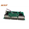 China 24 Port Unmanaged Ethernet Switch Module 10 100 1000Mbps OEM / ODM wholesale