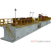 China Drilling mud recycling system for HDD/TBM/Piling/No dig at Aipu solids wholesale