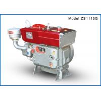 China 4- Stroke Water Cooled Diesel Engine Generator For Agricultural Machinery wholesale