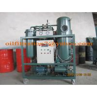 China Gas Turbine Oil Filtration Machine (Dehydration by vacuum and special filters) wholesale
