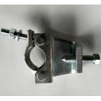 Quality Forged Scaffolding beam Double Coupler beam coupler clamp / forged clamp for sale