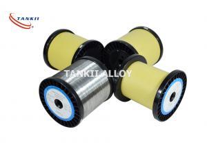 China 0.5mm Ni90Cr10 Nickel Chrome Alloy For Rda Rdta Atomizer wholesale