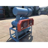 China 100 4 Inch Port Dia Roots Type Blower High Efficiency Low Energy Consumption wholesale