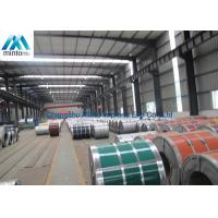 China H14 H16 H18 Pre Painted Color Coated Aluminium Coil Scrubbing Resistant wholesale