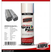 China Cheap Price Multi-purpose 400ml Acrylic Shenzhen AEROPAK Cold Galvanizing Zinc Spray Paint on sale