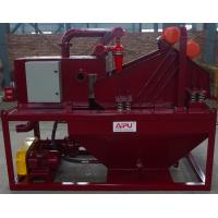 HDD mud processing system