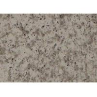 Big Natural Grey Quartz Countertop Slabs With Polished Finished Surface