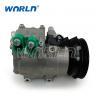 China 12 volts Auto AC Compressor HS15 for HYUNDAI MATRIX ELANTRA F500-CD1AA02P wholesale