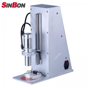 China Semi-auto vial capping machine manual glass screw cap bottle capping machine wholesale