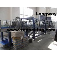 China high speed shrinkage package machine for bottling water wholesale
