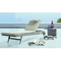 China Outdoor adjustable chaise lounge chair-3002 wholesale