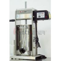 Buy cheap New Electric Sausage Stuffer Vertical Stainless Steel 3L/7LB 5-7 Pound Meat Filler from wholesalers