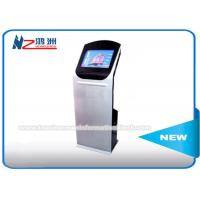 China Bus Ticket Kiosk Vending Machine With Housing Thermal Printer Card Reader wholesale