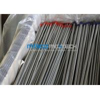 China Bright Annealed Stainless Steel Seamless Hydraulic Tube ASTM A213 TP316L ISO wholesale