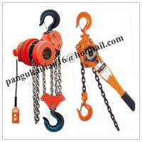 China Manufacture and supplier Puller ,3/4 Ton Lever Block Winch Ratchet Chain Hoist wholesale