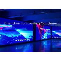 Buy cheap High Resolution Full Color P5 Led Screen panel SUM2016 IC or MBI5124 IC Driver IC product