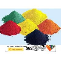 China Epoxy Resin Chemical Resistant Powder Coating , SGS Approval White Powder Coating wholesale