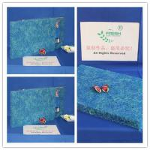 China 2M Length Durable Aquarium Filter Mat Fish Farm Industrial Liquid Filters wholesale