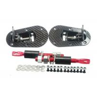 China JDM Style Auto Exterior Accessories 1 Inch Racing Car Lock Kit For Engine Bonnets wholesale