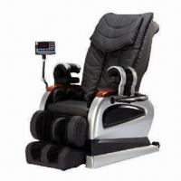 China Massage Chair with Zero Gravity, Back and Foot Heat Function wholesale