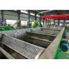 China Soft PP PE Plastic Crushing Washing Recycling Machine Line With Friction Washer wholesale