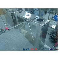 China Security Controlled Access Turnstiles Electric Turnstile Access Control System With Counter wholesale