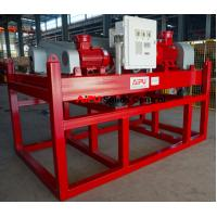 Quality Reliable quality hot sales drilling fluid high speed decanter centrifuge for for sale